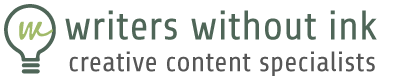 Writers Without Ink creative content specialists